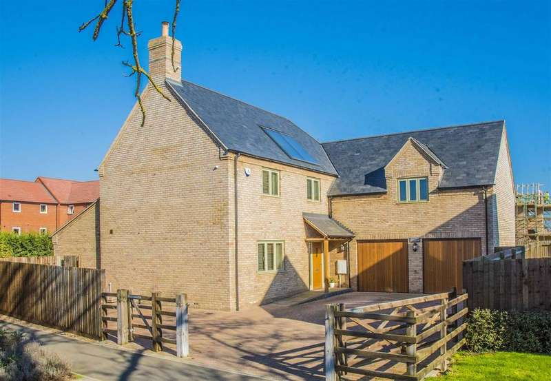 5 Bedrooms Detached House for sale in Isemill Road, Burton Latimer, Kettering
