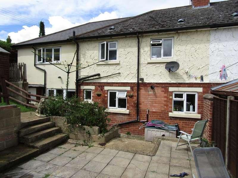 5 Bedrooms Semi Detached House for sale in Albert Road, Brimscombe
