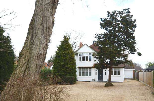 5 Bedrooms Detached House for sale in Canterbury Road, Farnborough, Hampshire