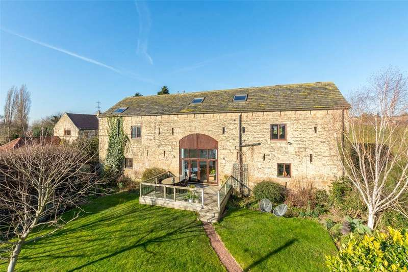 6 Bedrooms Detached House for sale in Newton Farm Barn, Newton Lane, Newton