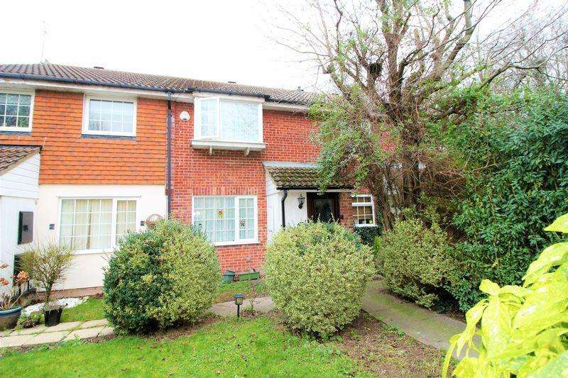2 Bedrooms Terraced House for sale in Nice and Quiet in Cemetery Road, Houghton Regis.