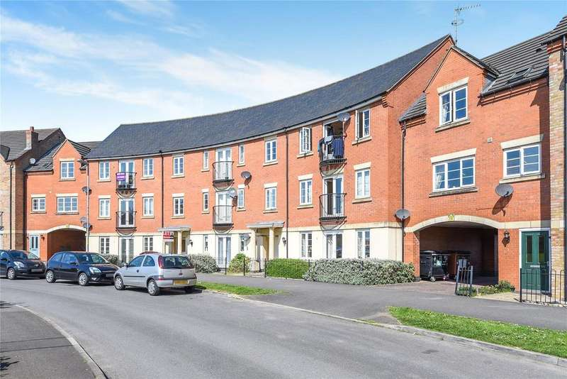 2 Bedrooms Flat for sale in Venables Way, Lincoln, LN2