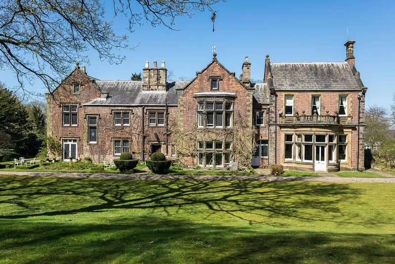 7 Bedrooms Detached House for sale in Lymm Hall, Lymm WA13 0AJ (In all, seven properties)