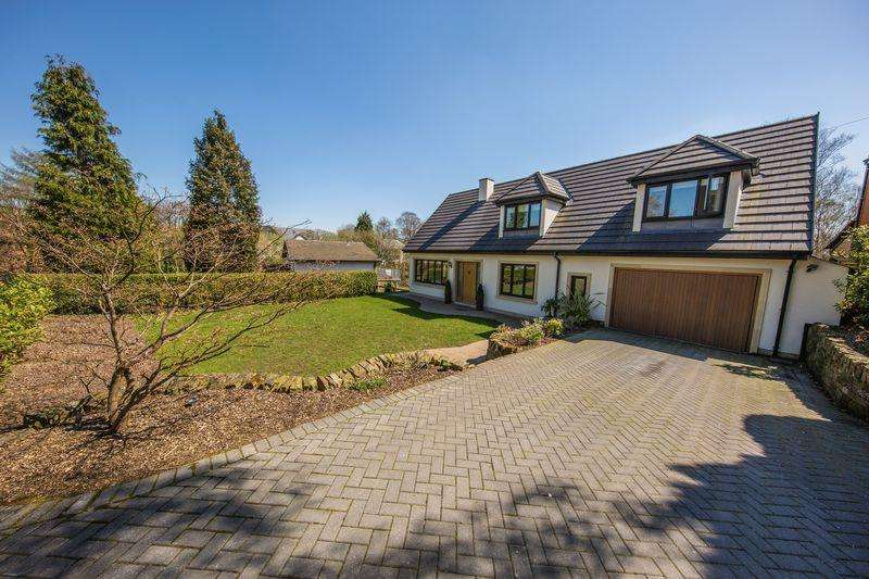 5 Bedrooms Detached House for sale in Eton Close, Bamford, Rochdale