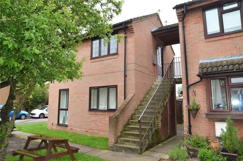 1 Bedroom Maisonette Flat for sale in Alderfield Close, Theale, Reading, Berkshire, RG7