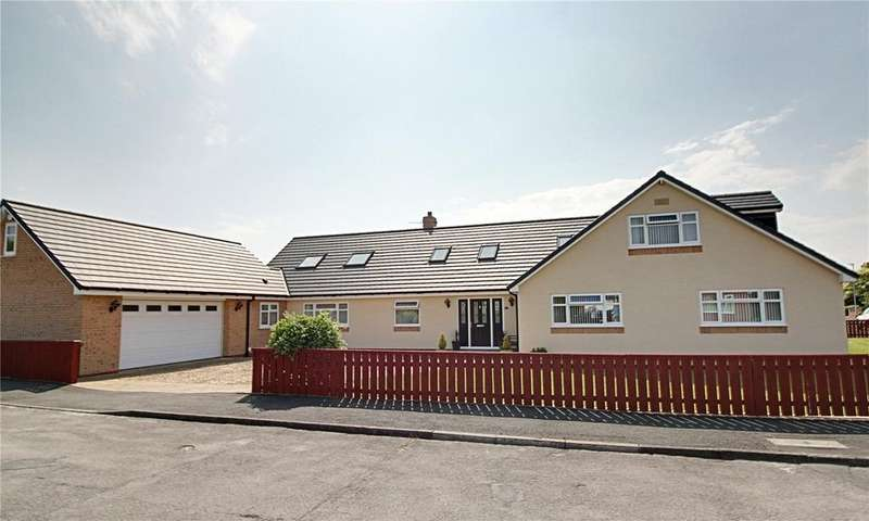 5 Bedrooms Detached Bungalow for sale in Falcon Walk, Hilton