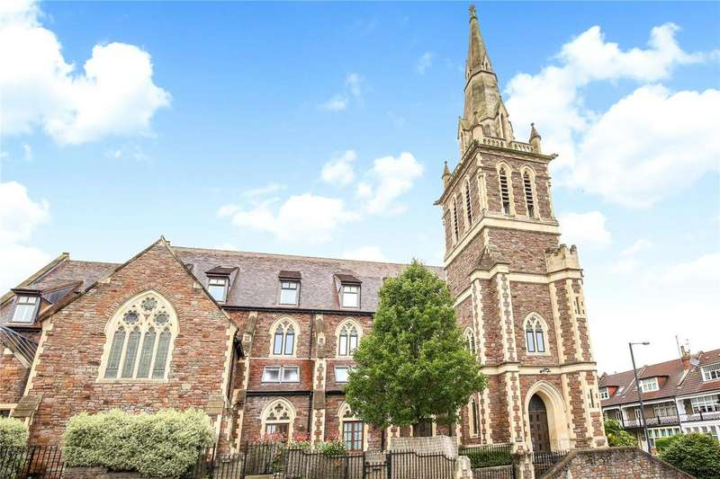 4 Bedrooms Terraced House for sale in The Cloisters, Kersteman Road, Redland, Bristol, BS6