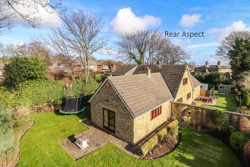 5 Bedrooms Detached House for sale in Aberford Road, Stanley, Wakefield