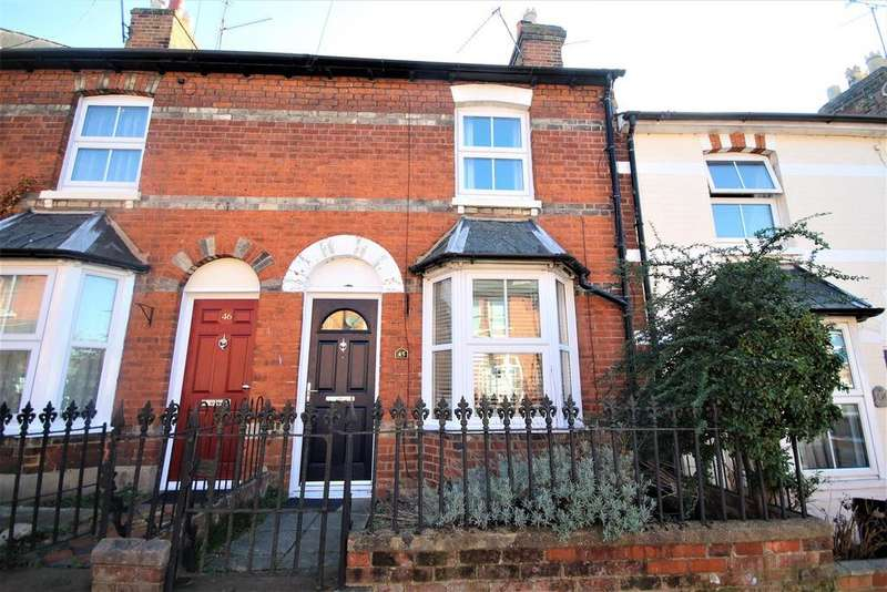 2 Bedrooms Terraced House for sale in Brook Street, Twyford, Reading