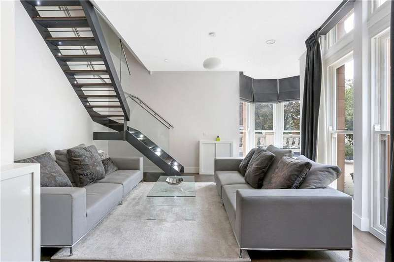 3 Bedrooms Flat for sale in Chiswick High Road, Chiswick, London, W4