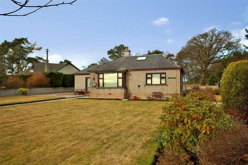 2 Bedrooms Detached House for sale in Rosellan, Garlogie, Skene, Westhill, Aberdeenshire, AB32