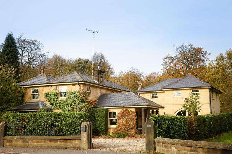 6 Bedrooms Detached House for sale in South Lodge, 1 Wingfield Road, Alfreton, Derbyshire, DE55 7AN