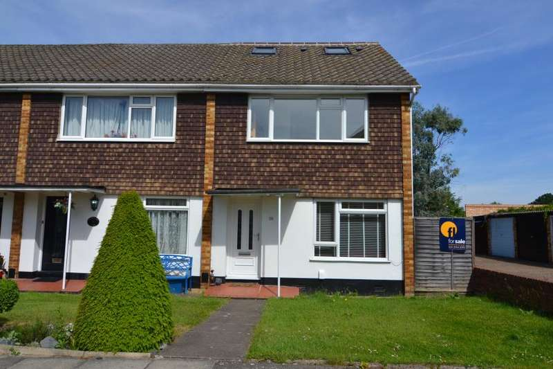 3 Bedrooms End Of Terrace House for sale in Brinsworth Close, Twickenham, TW2