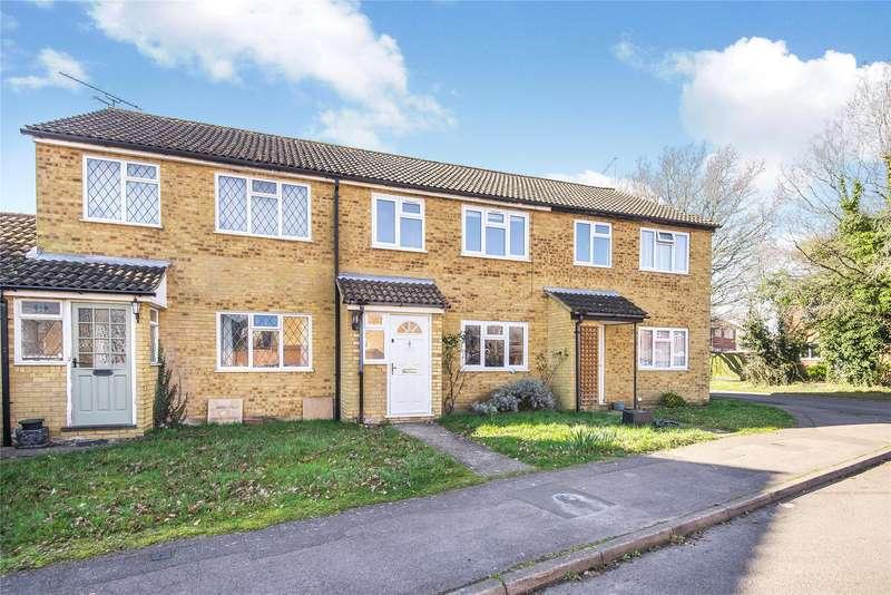3 Bedrooms Terraced House for sale in Jupiter Way, Wokingham, Berkshire, RG41