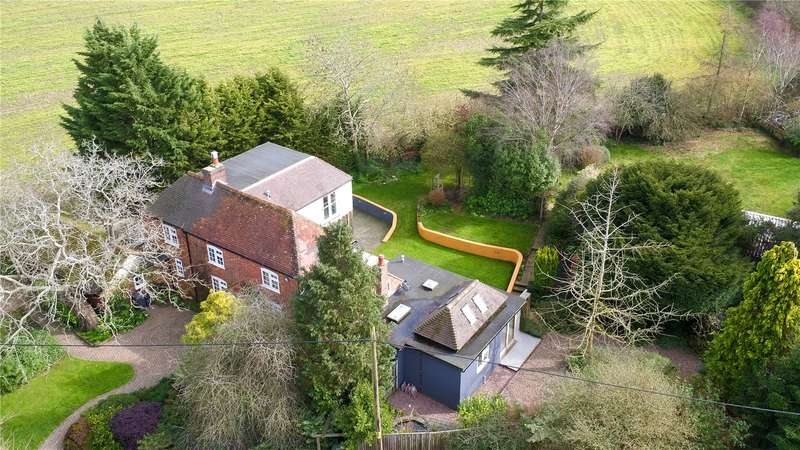 4 Bedrooms Detached House for sale in Upton Lane, Nursling, Southampton, Hampshire, SO16