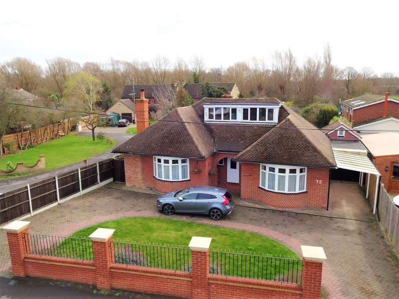 4 Bedrooms Detached Bungalow for sale in Rochester Road, Aylesford