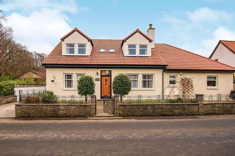 5 Bedrooms Detached House for sale in South Street, Falkland, Cupar, KY15