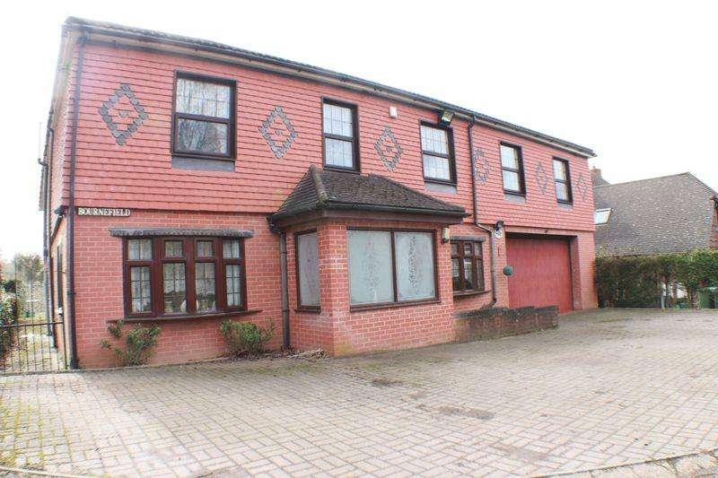 7 Bedrooms Detached House for sale in Walpole Lane, Swanwick