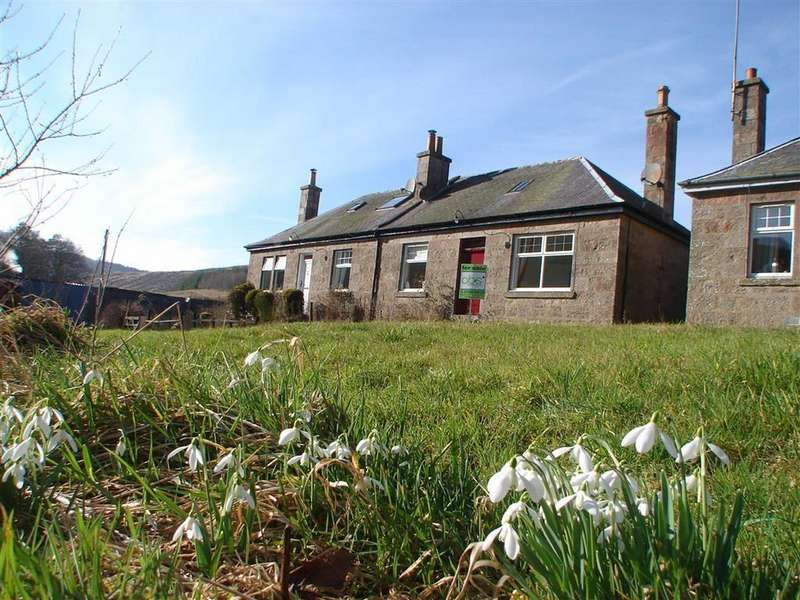 2 Bedrooms Cottage House for sale in Mytice Cottages, Huntly, Aberdeenshire