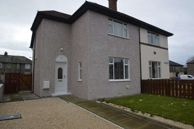 2 Bedrooms Semi Detached House for sale in Ross Street, Ayr, South Ayrshire, KA8 9PL