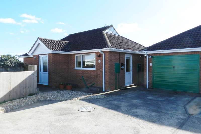 2 Bedrooms Detached Bungalow for sale in Orchard Close, Mablethorpe, LN12
