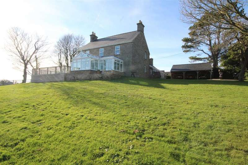 4 Bedrooms House for sale in Llangefni