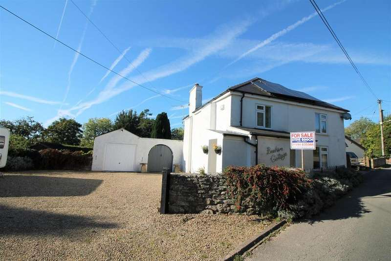 3 Bedrooms Detached House for sale in Union Road, Bakers Hill, Coleford
