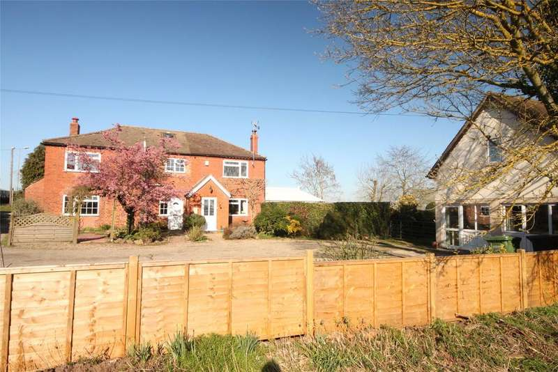 5 Bedrooms Detached House for sale in Crossway Green, Stourport-on-Severn, Worcestershire, DY13