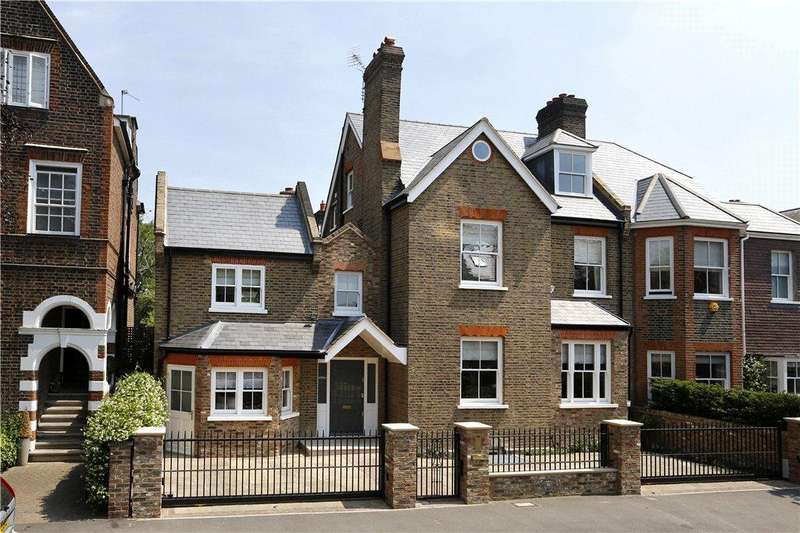 7 Bedrooms Semi Detached House for rent in Lauriston Road, Wimbledon Village, SW19