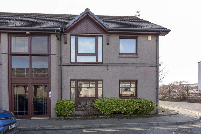 2 Bedrooms Flat for sale in John Street, Dyce, Aberdeen, Aberdeenshire, AB21