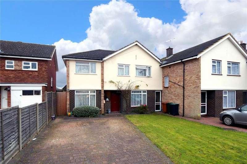 4 Bedrooms House for sale in Alexandra Road, Sarratt, Hertfordshire, WD3