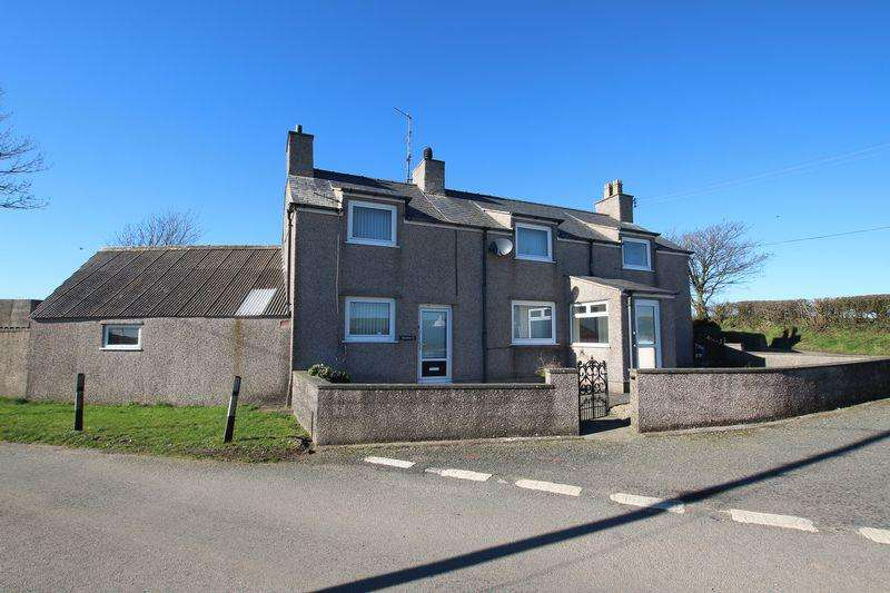 3 Bedrooms Detached House for sale in Dothan, Ty Croes