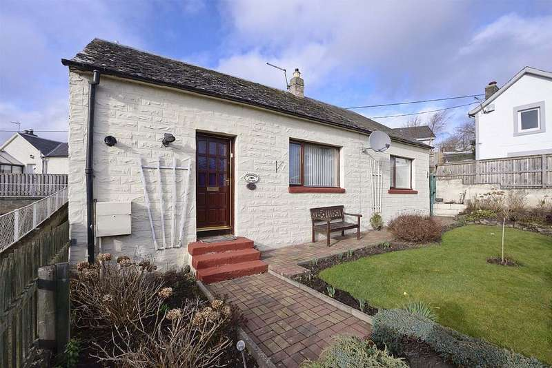 2 Bedrooms Detached Bungalow for sale in Hydrangea Cottage, 7 Thornbank, Earlston TD4 6DY