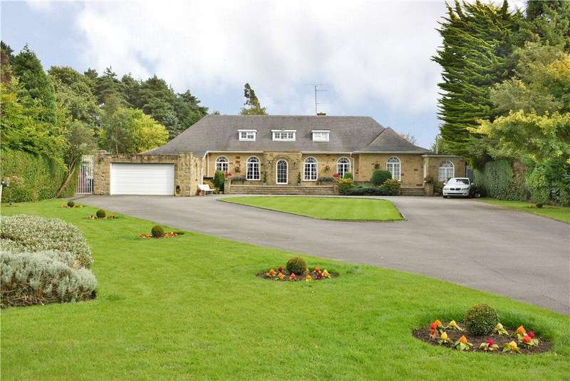 7 Bedrooms Detached House for sale in The Croft, Harrogate Road, Alwoodley, Leeds