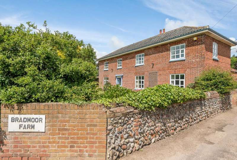 5 Bedrooms Farm House Character Property for sale in Aylsham Road, North Walsham