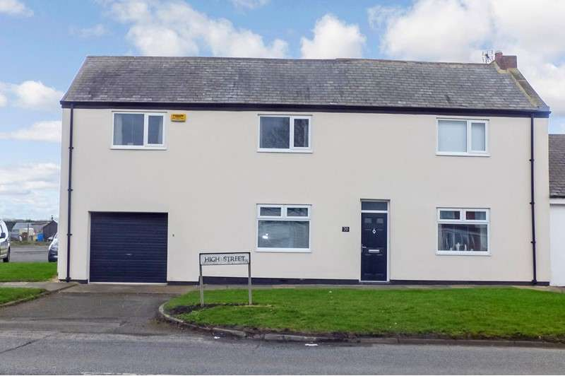 3 Bedrooms Property for sale in High Street, Guide Post, Choppington, Northumberland, NE62 5QY