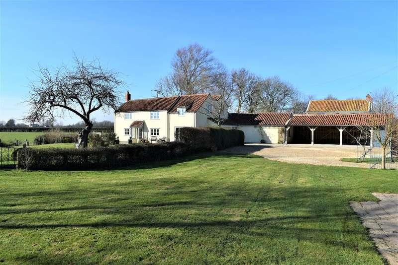 5 Bedrooms Detached House for sale in Littlemoor Road, Mark