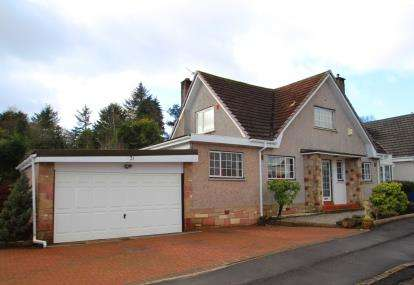 4 Bedrooms Detached House for sale in Dalmahoy Crescent, Bridge of Weir