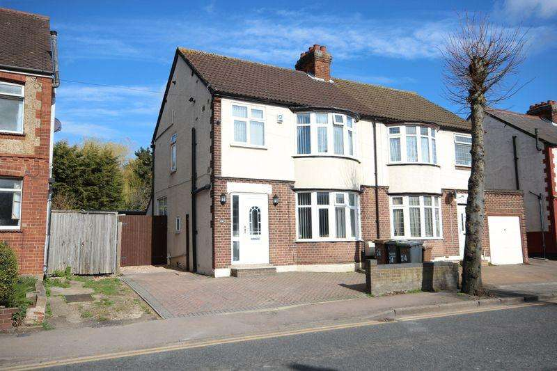 3 Bedrooms Semi Detached House for sale in Great family home in Round Green