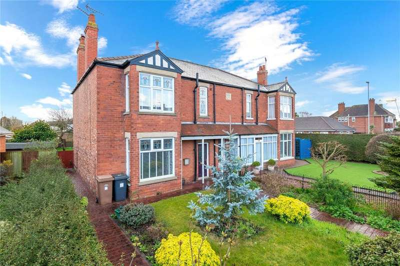 3 Bedrooms Semi Detached House for sale in Grantham Road, Sleaford, Lincolnshire, NG34