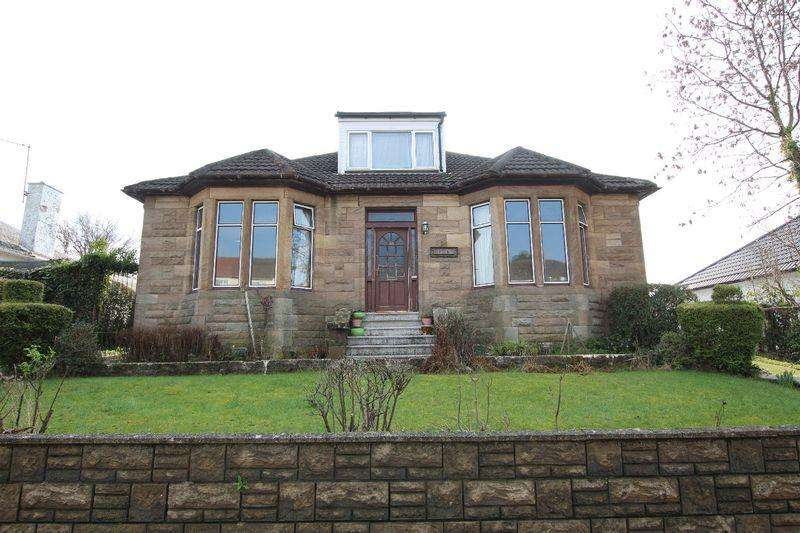 5 Bedrooms Detached Bungalow for sale in Cardross Road, Dumbarton