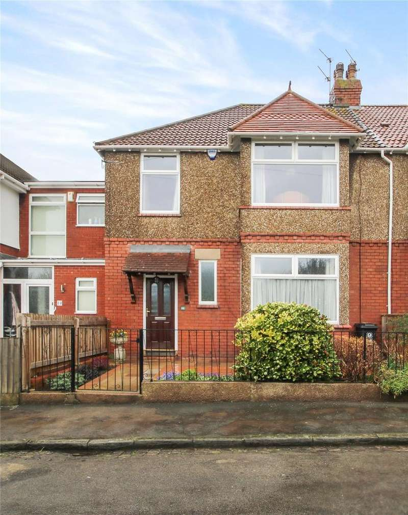 3 Bedrooms Terraced House for sale in Woodbridge Road, Bristol, BS4