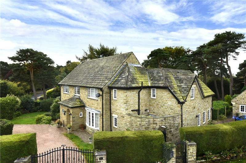 6 Bedrooms Detached House for sale in Bracken Park, Scarcroft, Leeds, West Yorkshire