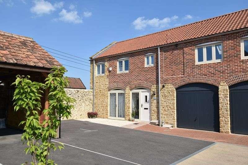 2 Bedrooms Property for sale in Old Farm Walk, Moorlands Farm, Merriott