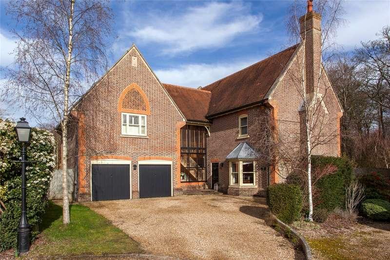 5 Bedrooms Detached House for sale in Hazel Grove, Kingwood, Henley-on-Thames, Oxfordshire, RG9