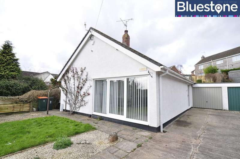 3 Bedrooms Detached Bungalow for sale in Lodge Road, Caerleon