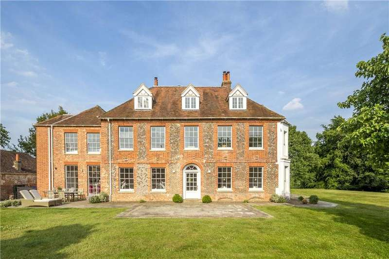 8 Bedrooms Detached House for sale in Midgham Green, Midgham, Reading, Berkshire, RG7