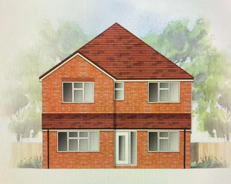 4 Bedrooms Detached House for sale in Green Lane, Bovingdon, Hemel Hempstead, HP3