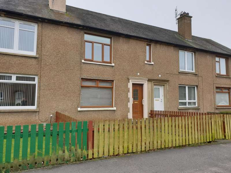2 Bedrooms Terraced House for sale in Burns Avenue, Grangemouth, FK3