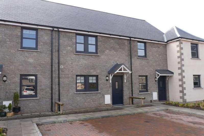 2 Bedrooms Terraced House for sale in Peelwalls Meadows, Ayton, Berwickshire